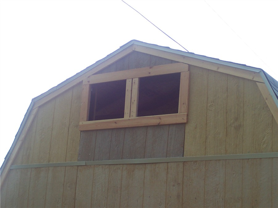 barn loft windows